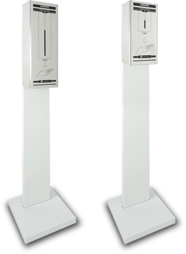Hycanx Floor Stand Automatic Hand Sanitizer Dispenser