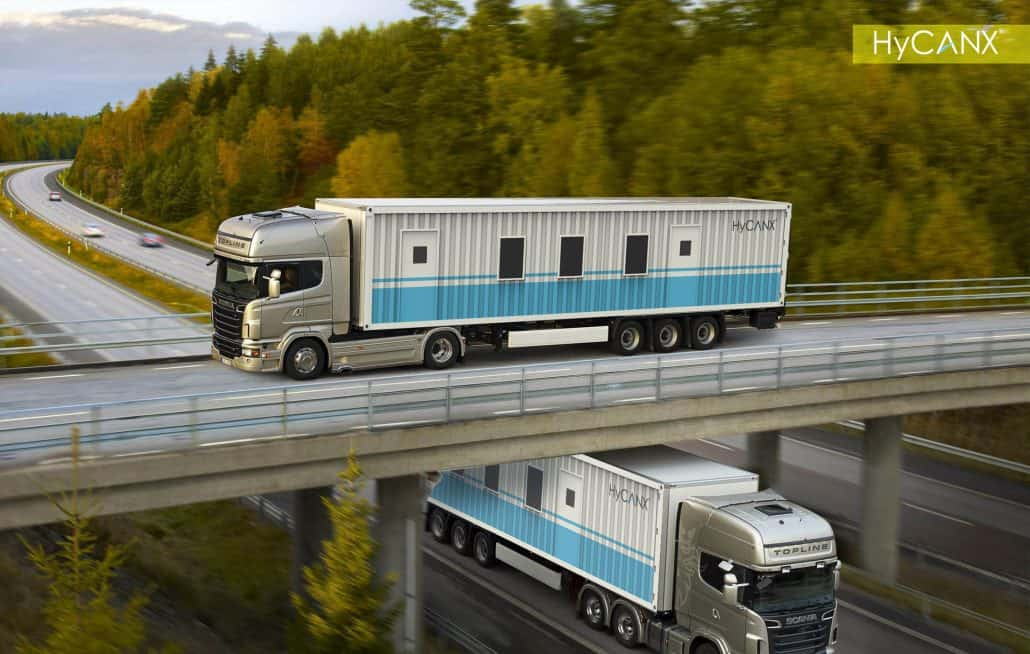 Hycanx Mobile Health Units